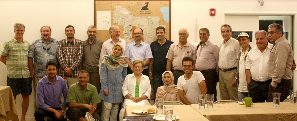 SBABDRC Iranian Scientists Visit (June 22, 2015)