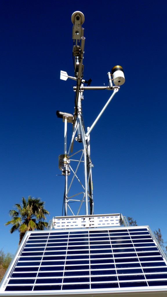 Tower Solar Panel