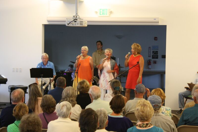 Anza Borrego Foundation Fundraiser event with the Front Porch Musical Revue